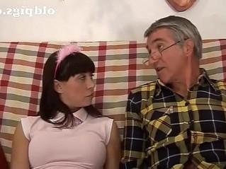 blowjob  grandpa  naughty