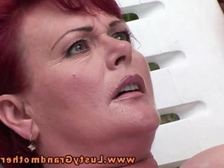 fingering  gilf  mature