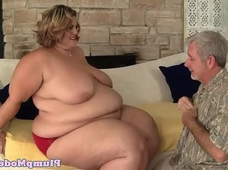 cock sucking  doggy  huge tits