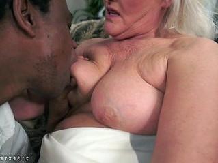 black cock  gilf  older woman