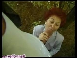 european  fuck  grandma