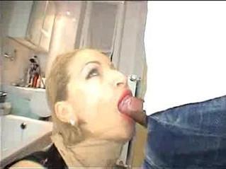 bizarre  blowjob  fetish