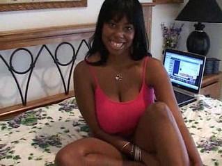 big tits  black  black woman