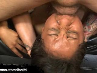 brutal  deepthroat  dick