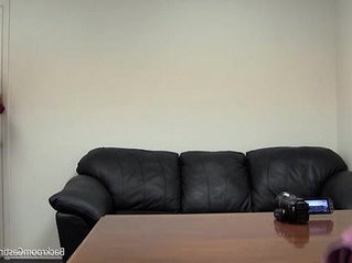 casting  couch  cum on tits