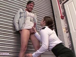 busty  fuck  officer
