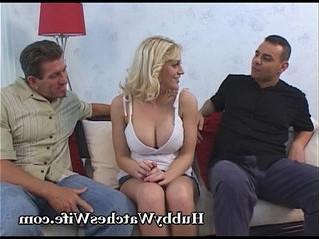 busty  tits  watching