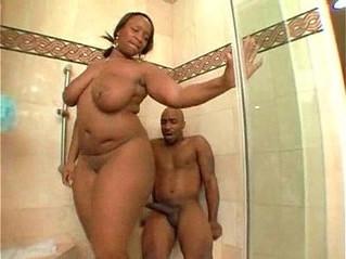 big tits  black  sex