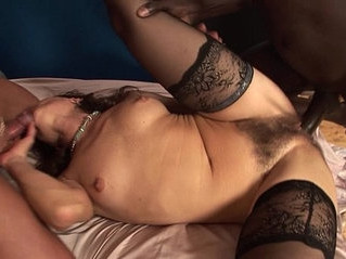 anal  double  hairy