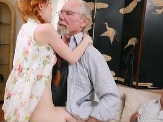 doll  grandpa  redhead