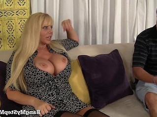 milf  sex  stepmom