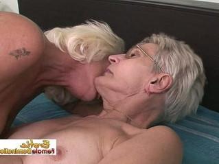 gilf  lesbian  nasty