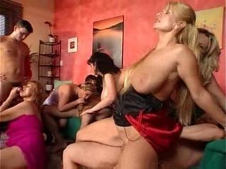big tits  group  mature