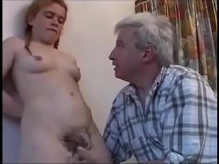 blowjob   girl   old and young