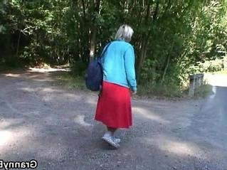 banged  bitch  grandma