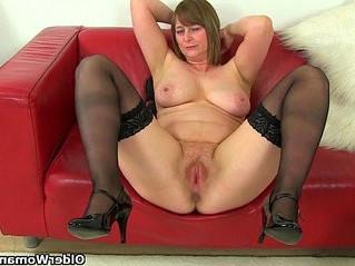 british  grandma  masturbation